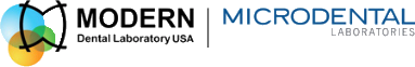 Modern Dental Laboratory Group Logo